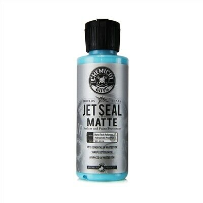 Chemical Guys Jet Seal Matte Sealant and Paint Protectant 4OZ OFFICIAL STOCKIST