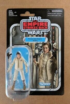 Star Wars Vintage Collection Princess Leia Organa (Hoth) VC02 3.75 Wave 5 - MIB