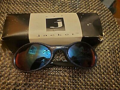 Gen Sunglasses Frames Eye 1st Green Splash Jacket Oakley Vintage fv7yY6bg