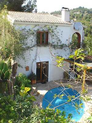 Beautiful Character Finca Holiday Villa To Rent Private Pool, Spain Moraira.