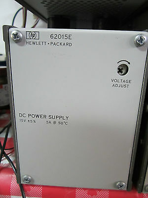 Hp 62015E Hewlett Packard Stable Professional Power Supply 15 Volts 5 Amps