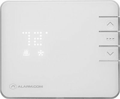 Alarm Com Smart Thermostat Adc T2000 Model B36 T10 Rb
