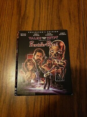 Tales from the Crypt Bordello of Blood Scream Factory Slipcover Only Rare OOP