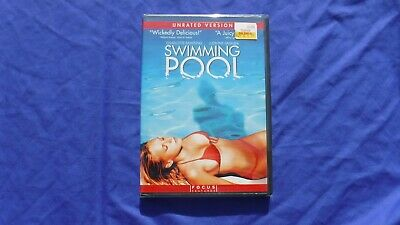 Swimming Pool DVD 2004 Unrated Edition Widescreen BRAND NEW & factory sealed!!!