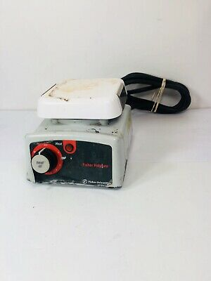 Fisher Scientific 11-500-49H Hot Plate Stirrer TESTED FREE SHIPPING