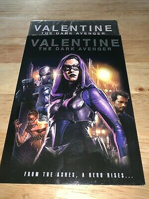 Brand New Valentine The Dark Avenger DVD