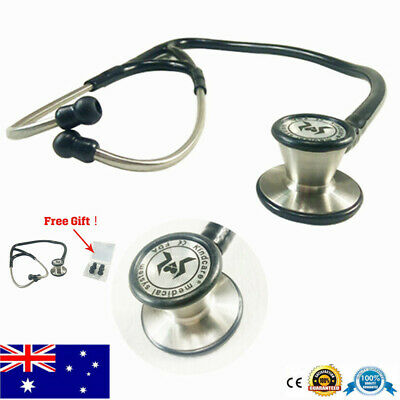 Dual Head Stethoscope for Doctor Nurse Vet Medical Student Nursing Health Blood