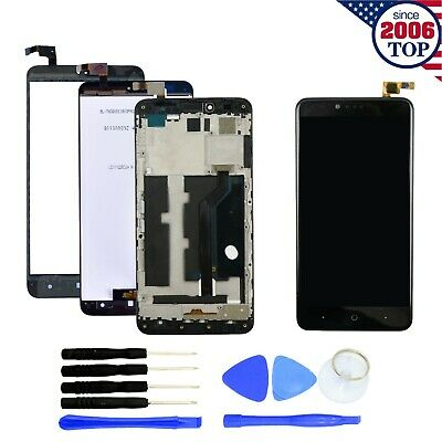 LCD Screen Display+Digitizer Touch+Tools For ZTE ZMax Pro Z981 US