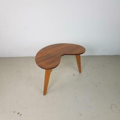 Midcentury Noyer Rein Café Occasional Table Vintage 50s #2643