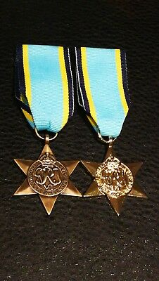 Medals/ Ribbons, World War II (1939-1945), Militaria, Collectables