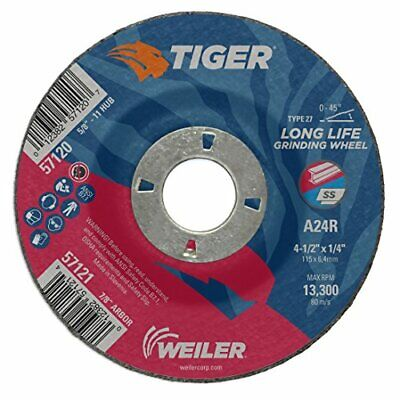 "NEW PARTSMASTER SLASHER 2000 GRINDING WHEELS 4-1//2/"" X 1//4/"" X 7//8/"" DY87734550"