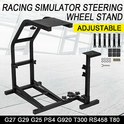 Racing Simulator Steering Wheel Stand for Logitech G29, G27 and G25