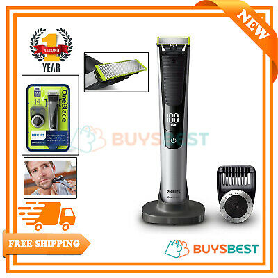 Philips Wet and Dry OneBlade Pro Cordless Trimmer Edge & Shaver - QP6520/25