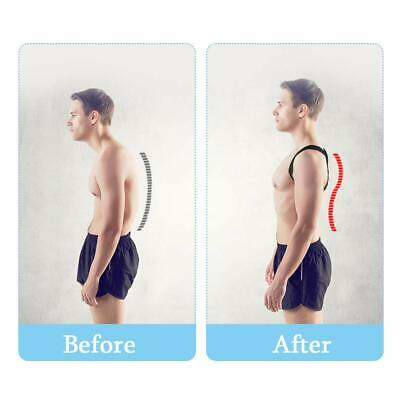 Shoulder And Neck Pain Relief, Correct Posture Correction UnisexAdjustable Brace