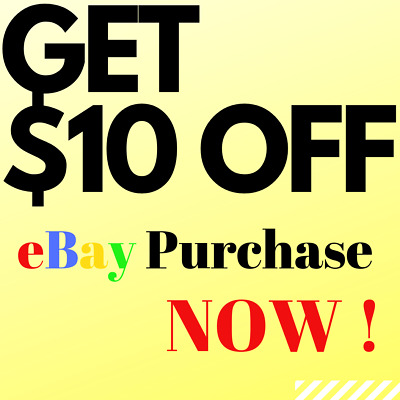 $10 DISCOUNT ON ANY EBAY PURCHASE lego cream rc baby power toy voucher gift game