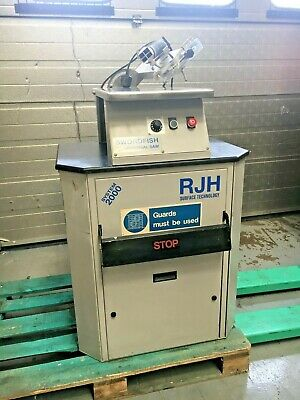 RJH SWORDFISH VARI SPEED SCROLL SAW UNIVERSAL SINGLE PHASE 240v WITH EXTRACTION