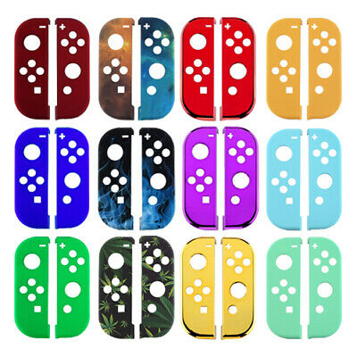 Nintendo Switch Joy-Con Controller Faceplate Replacement Custom Shell Case