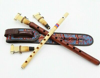 ARMENIAN DUDUK 3reeds + best case + flute  FROM ARMENIA Hand made APRICOT WOOD
