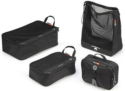Borsa Set Travel Givi T518 Travel Set Composto Da 4 Componenti