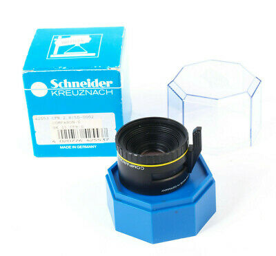 Used Schneider Comparon S 50mm F2.8 Enlarger Lens - needs a clean.