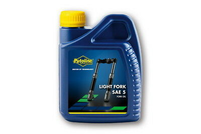 PUTOLINE Gabelöl LIGHT SAE 5 500 ml  Fork Oil LIGHT