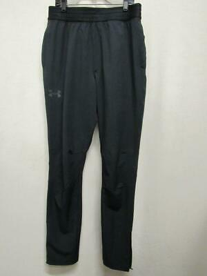 Under Armour 1285078 Men's WG Woven Relaxed Fit Athletic Pants Black Mens M