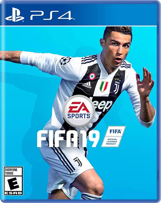 Fifa 19 PS4 (Sony PlayStation 4, 2018) Brand New - Region Free