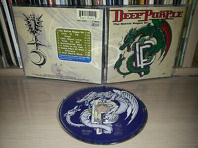 Deep Purple - The Battle Rages On - Cd