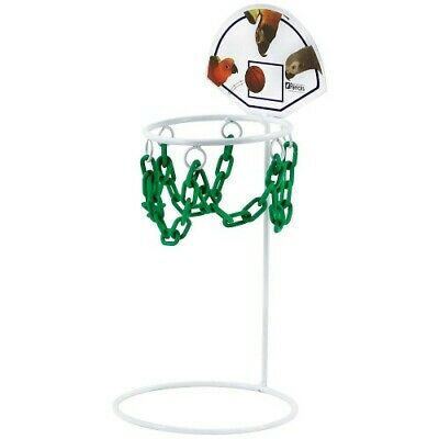 Parrot Basketball Toy  - Large - For Cockatoos And Macaws