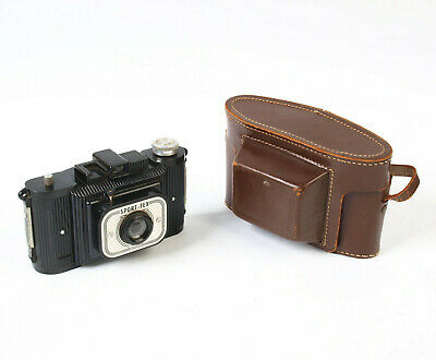 Vintage French SPORT-FEX 120 Roll Film Camera (6x9) - shutter working