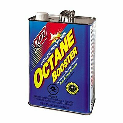 Klotz Higher Octane Booster, 128 Ounce Gallon