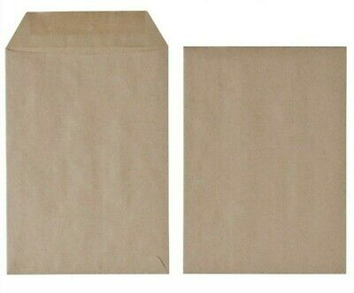Office Depot C5 Envelopes (162mm x 229mm) 75gsm Brown Manilla Gummed Box of 500