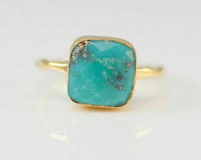 Antique turquoise wedding and engagement rings and 18K gold antique jewelry