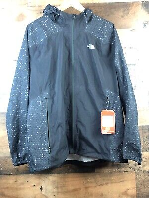 48cea59d4 THE NORTH FACE STORMY TRAIL Performance/Running Jacket Size L Blue ...