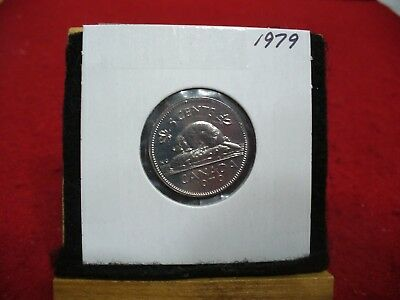 1979  Canada  1  Nickel 5 Cents  Coin  Proof Like Sealed   High  Grade