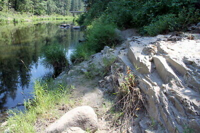 Virgilia Placer Feather River Gold Mining Claim Land Near Quincy, CA