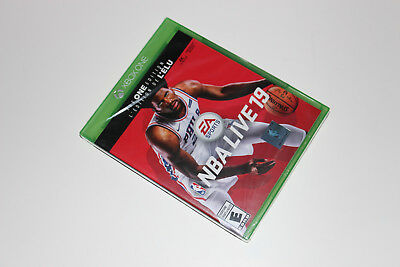 NBA Live 19 The One Edition (Microsoft Xbox One)