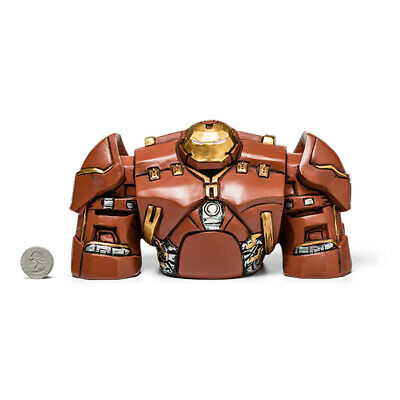 Hulkbuster Bust Marvel Comics Piggy Bank Avengers Endgame Infinity War Exclusive