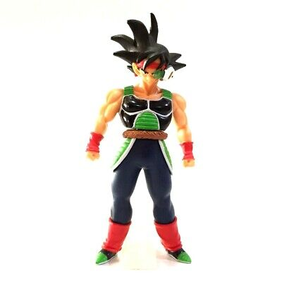 Japan Anime Bandai Dragon Ball Bardock Action Figure Gashapon Toy Kids