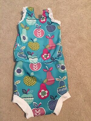 Splash About Happy Nappy costume apple and pear XXL