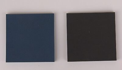 3M POST IT Notes Midnight Shades - USA Limited Edition 73mm x 73mm - 250 Sheets