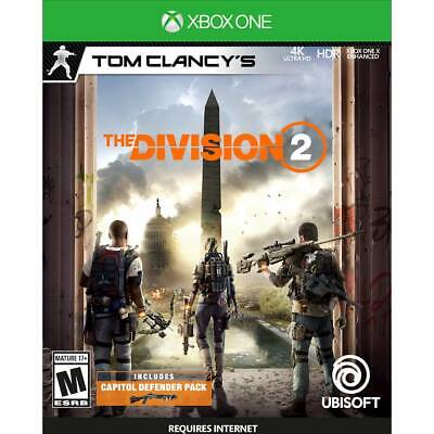 Tom Clancy's The Division 2 Xbox One [Digital Download] Multilanguage