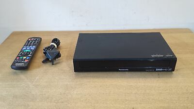 Panasonic DMR-HWT130 Smart 500GB HDD Recorder PVR Twin Freeview+ HD Tuners + REM