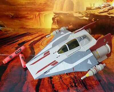 Star Wars Vehicle 2014 Rebels Animated Collection A Wing Fighter