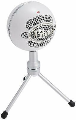 Blue Microphones Condenser Microphone White 1974 Snowball Ice Unidirect... Japan