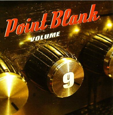 """Point Blank - """"Volume 9"""" Cd (Excellent Southern Blues/Rock Guitar)"""