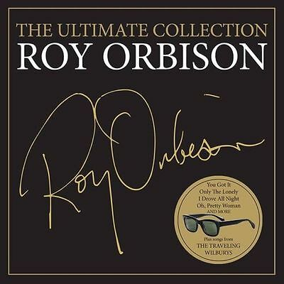 Roy Orbison (The Ultimate Collection - Greatest Hits Cd Sealed + Free Post)