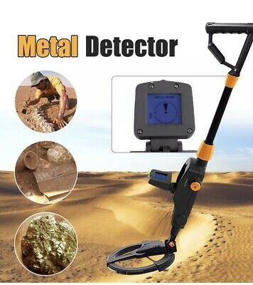 MD1008A LCD Underground Metal Detector Searching Gold Treasure Digger Hunter