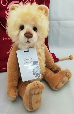 SPECIAL OFFER! Charlie Bears Isabelle Mohair CHUDDY Number 196/350 (RRP £150)