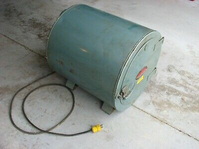 PHOENIX Dry Rod Bench Electrode Stabilizing Oven 15D 400lb capacity 100 - 550˚F